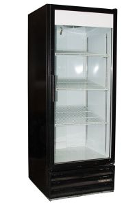 Beverage Air MT-12 12 Cu Ft Glass Door Cooler Merchandiser ...