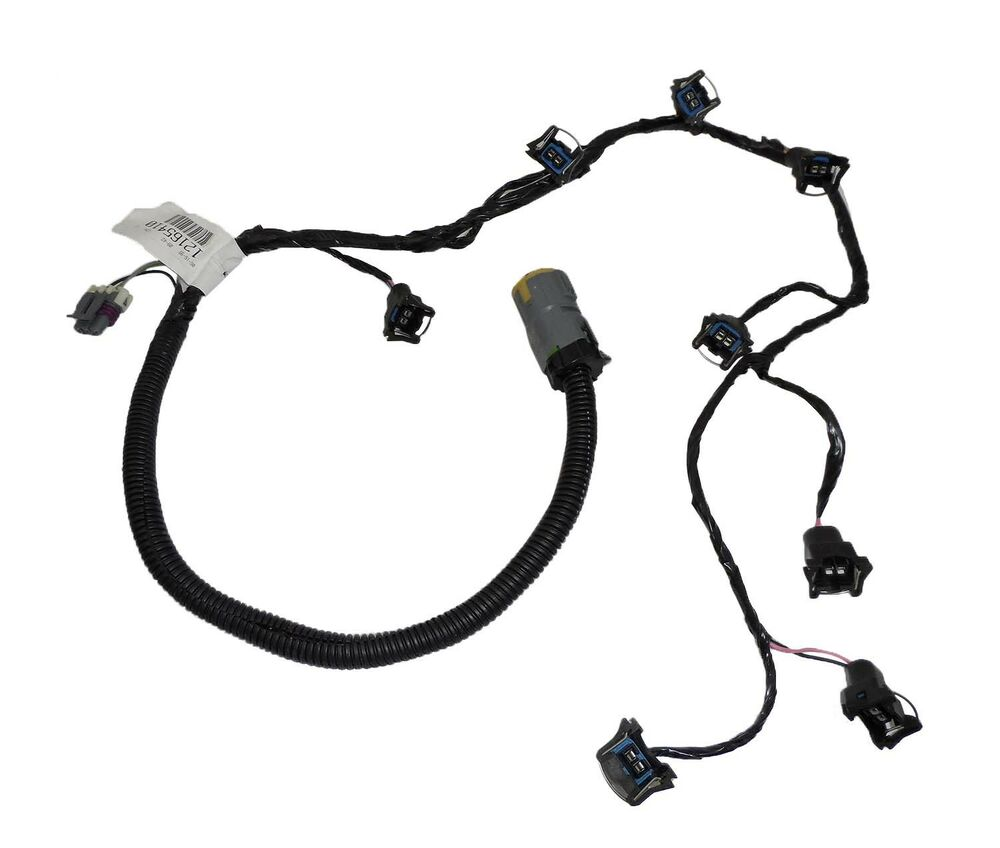 hight resolution of details about new oem fuel injector wire harness for 96 99 cadillac olds 4 6l gm 12165410