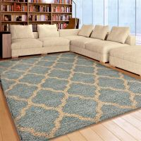 RUGS AREA RUGS CARPET SHAG RUGS 8X10 AREA RUG MODERN ...