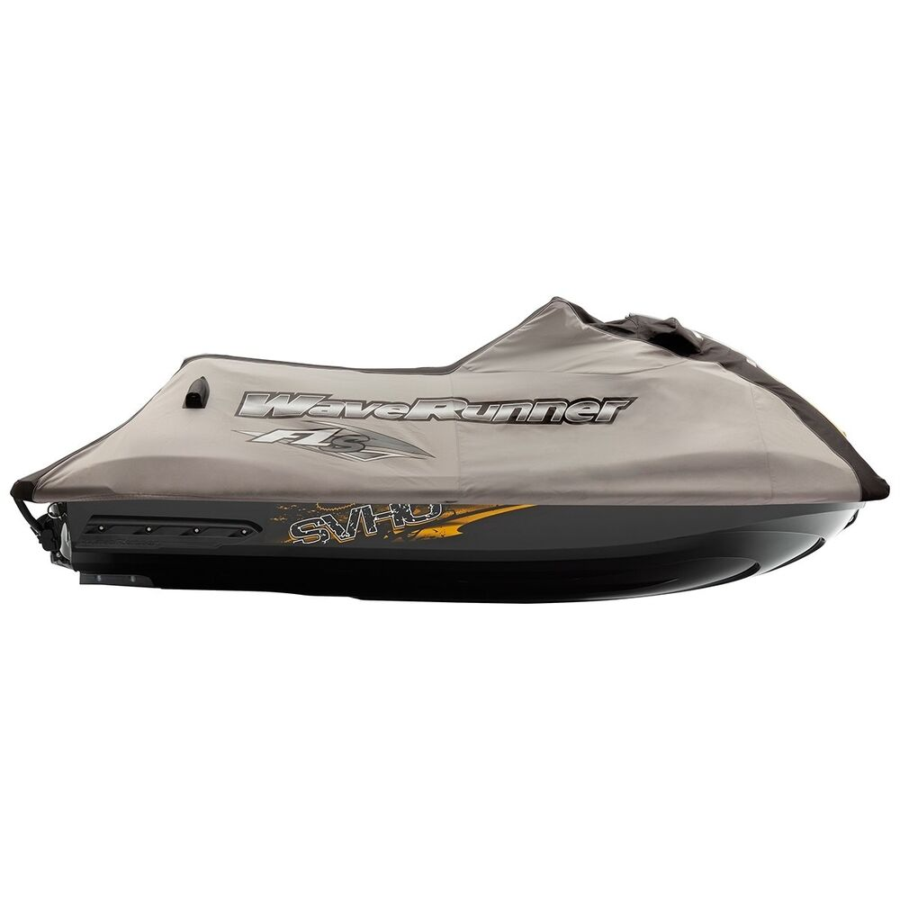 YAMAHA FZS WaveRunner Cover Gray BLACK NEW 100% OEM MWV