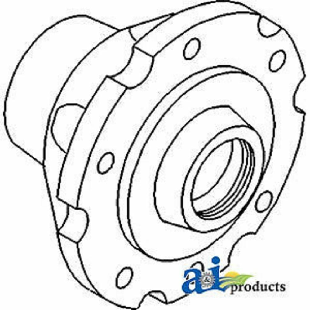 A-532781M92 Massey Ferguson Parts HUB WHEEL , 1080, 1085