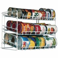 Can Food Storage Kitchen Pantry Cabinet Organizer Canned ...