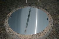 """Firebuggz 40"""" Round Stainless Steel Fire Pit Cover 14 ..."""