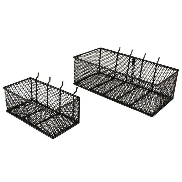 Wire Baskets for Pegboard Home Depot