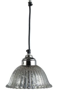 Mercury GLASS PENDANT LIGHT ceiling mounted fixture ...
