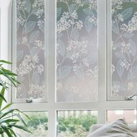 Static Cling Window Film Glass Stained Cover Frosted ...
