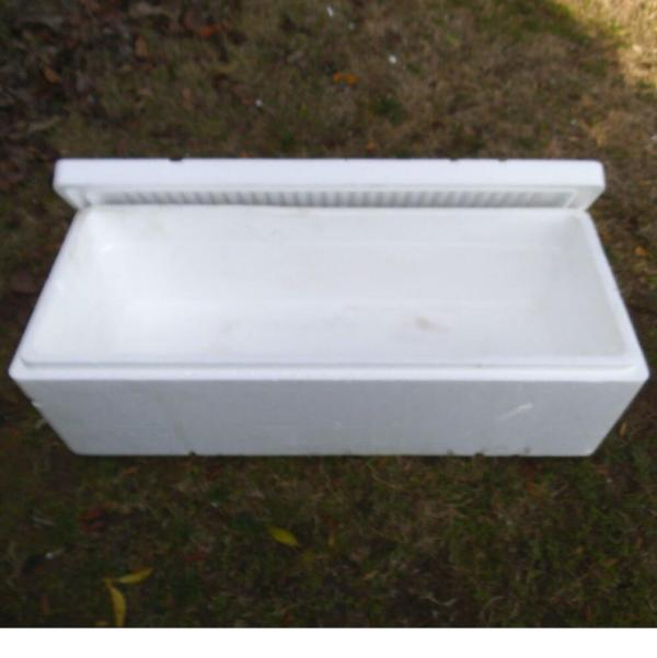 Extra Long Styrofoam Insulated Shipping Cooler Container