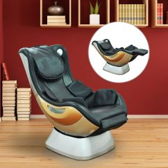 Shiatsu Massage Chair Recliner W Heat Stretched Foot Rest 06c Tall Round Bar Table And Chairs Homcom Electric Seat Back & Neck Massager Music Full Body | Ebay