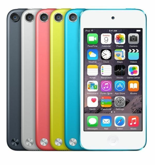 Apple Ipod Touch 5th Generation 16gb 32gb 64gb