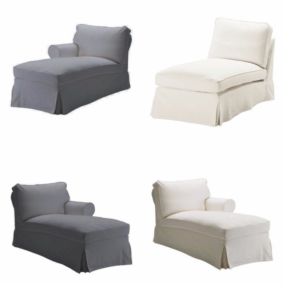 3 seater sofa cover jennifer taylor tufted bed replace fits ikea ektorp chaise lounge, left ...