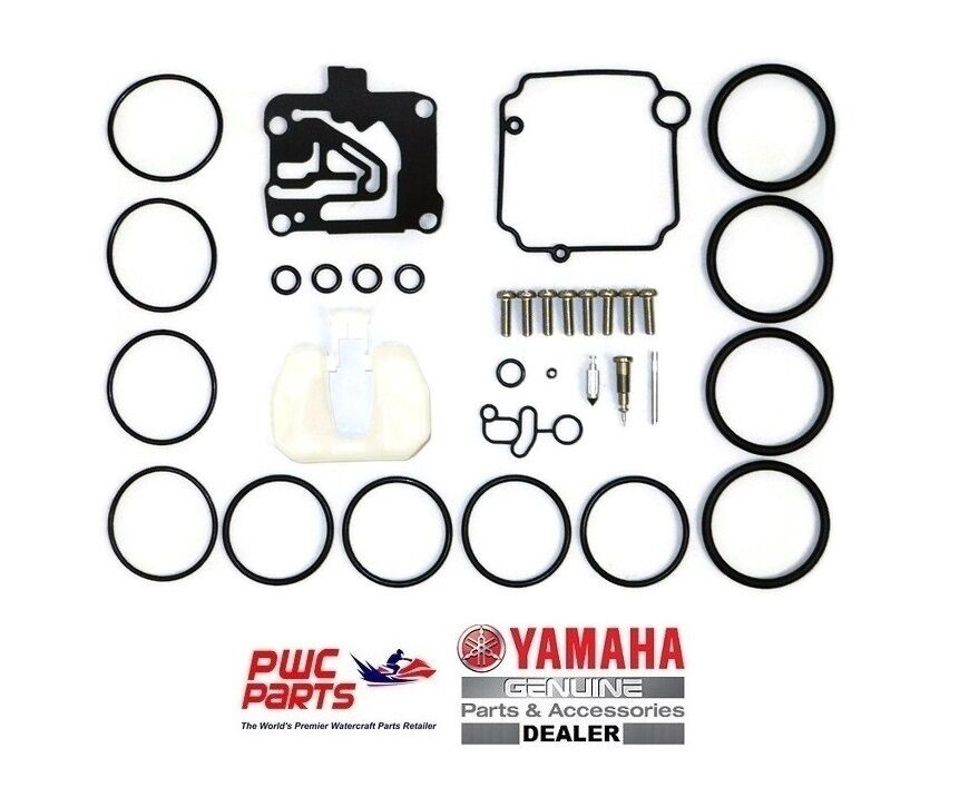 YAMAHA OEM Carburetor Repair Kit 62Y-W0093-00-00 1995-2000
