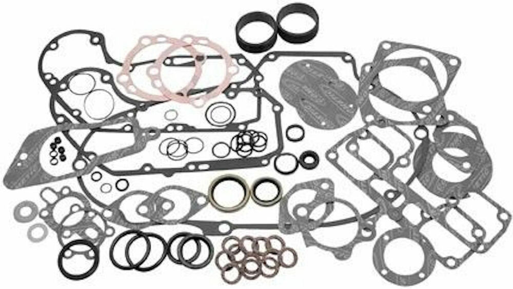 Cometic Complete Engine Gasket Set Kit Rebuild Harley