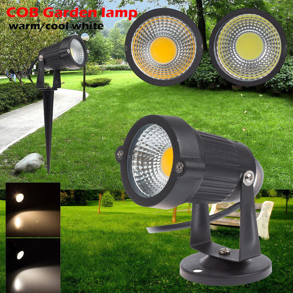 3W 5W LED Spot Light Outdoor Garden Lawn Landscape