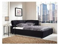 Adult Daybed Full Size Bed Frame with Headboard Padded ...