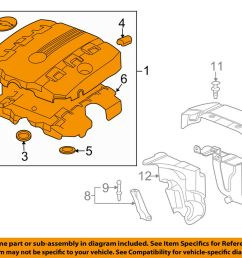 details about chevrolet gm oem 10 13 camaro 3 6l engine appearance cover engine cover 92219194 [ 1000 x 798 Pixel ]