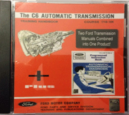 small resolution of details about ford galaxie ltd xl 7 litre thunderbird c6 transmission shop manual on cd rom