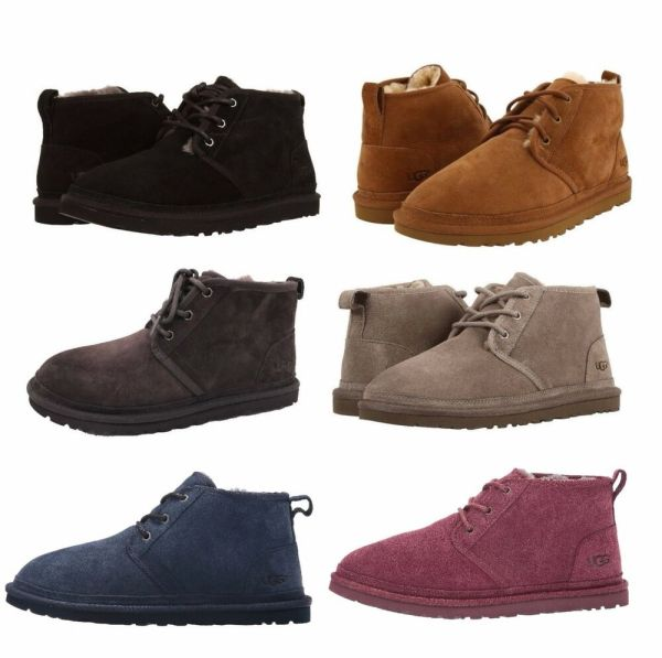 UGG Men39s Neumel Chukka Boots Casual Fashion Shoes Suede