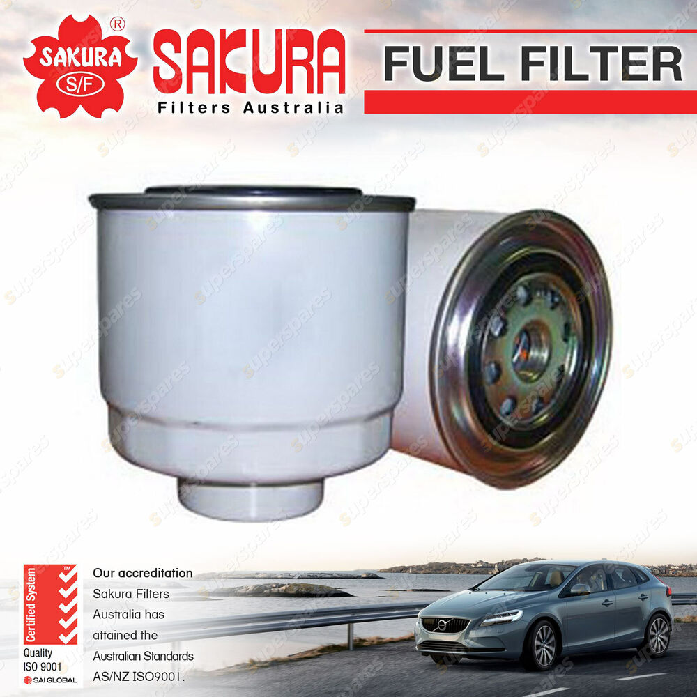 hight resolution of details about sakura fuel filter for mitsubishi pajero challenger pb pc triton mh mj ml mn mq