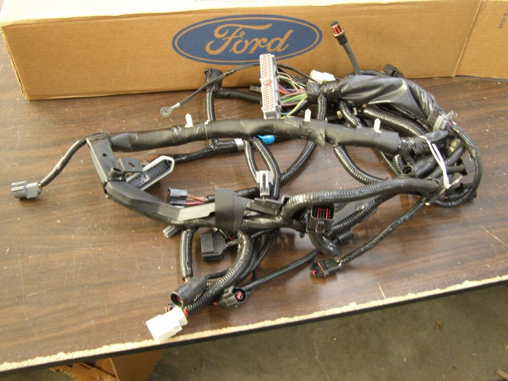 Oem Dodge Wiring Harness