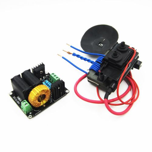 small resolution of details about 12v 36v zvs tesla coil flyback driver generator jacob s ladder ignition coil