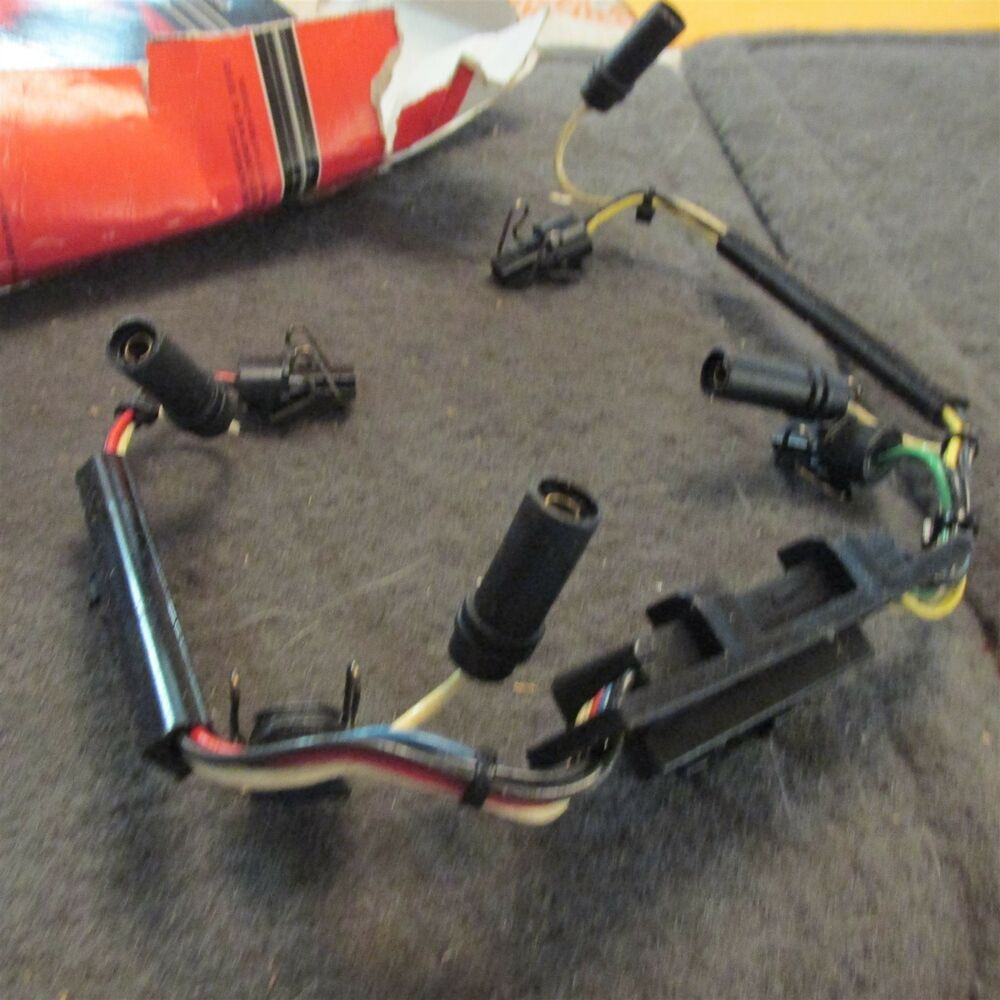 hight resolution of details about nos 1999 2002 ford f250 f350 f450 7 3l diesel fuel injection wiring harness