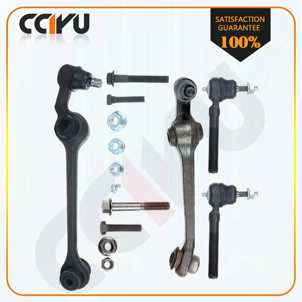hight resolution of details about 4 suspension parts lower control arm ball joint tie rod for 99 04 chrysler 300m