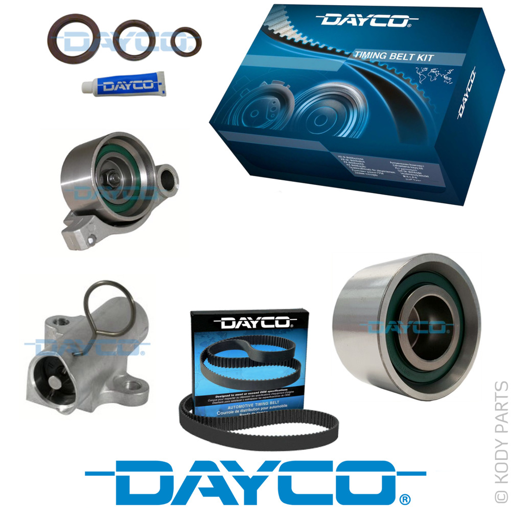 hight resolution of details about dayco timing belt kit for toyota kluger 3 3l v6 mcu28r 3mz fe hyd tensioner