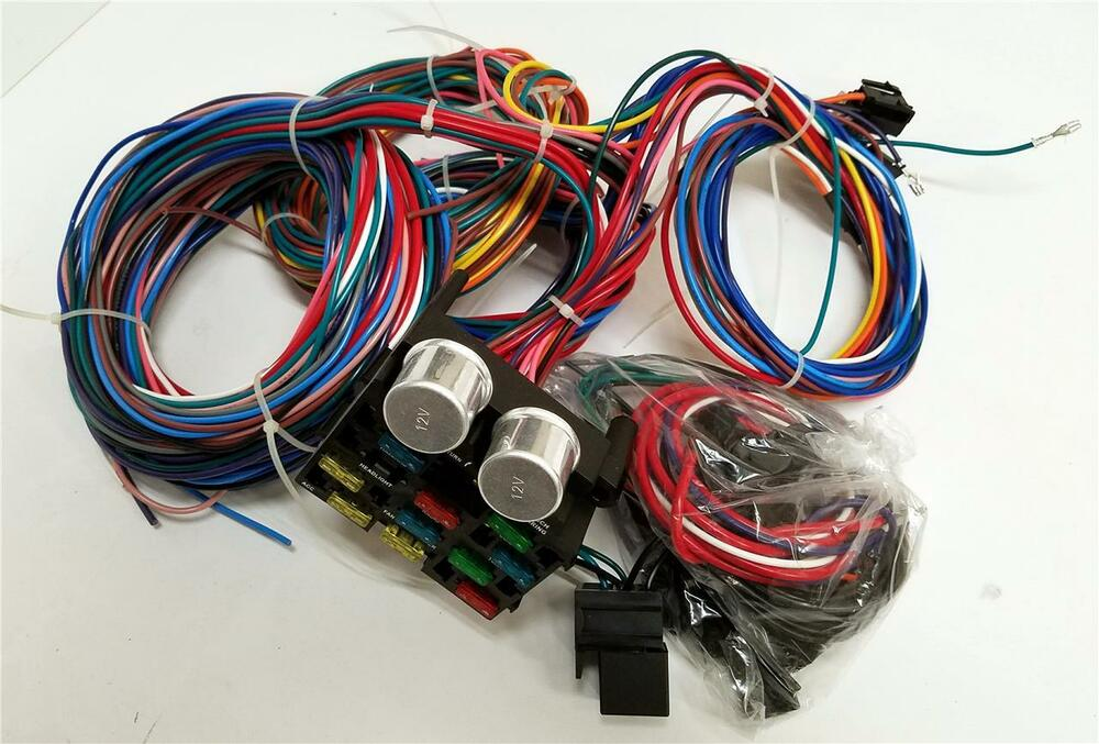 Jeep Universal Wiring Harness