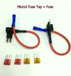 details about 2 x fh146 apt atr micro2 fuse tap add a circuit adapter 5a 10a fuse ukgtz [ 1000 x 1000 Pixel ]