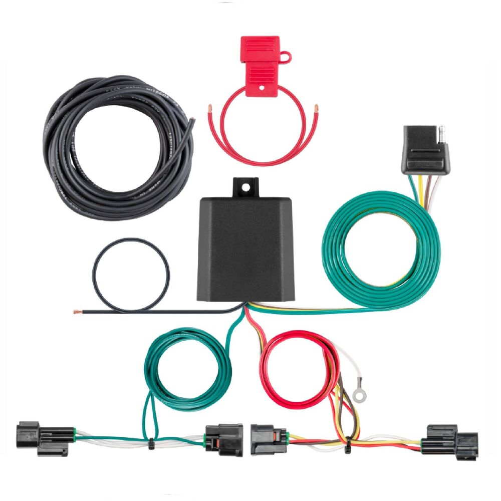 hight resolution of details about curt custom wiring harness 56402 for honda accord ex ex l lx sport touring