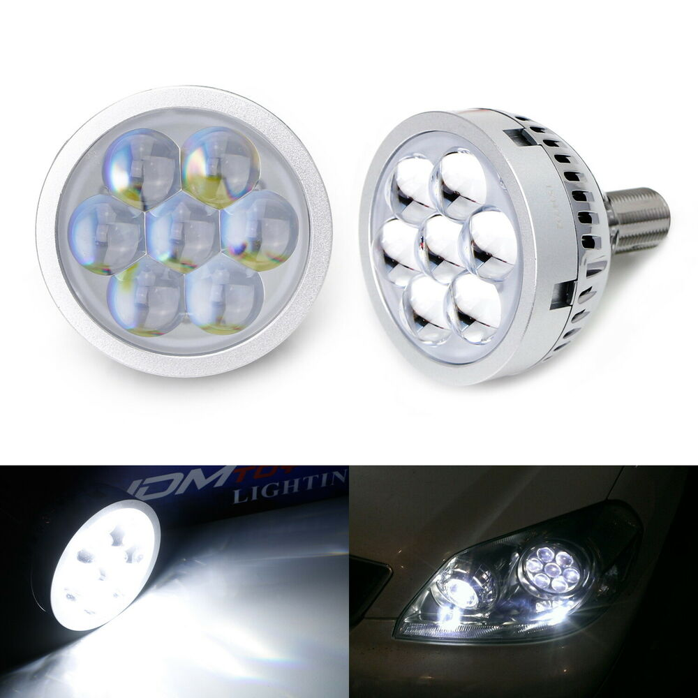 hight resolution of details about mini 3 q45 style multi lens 25w led projector kit for headlight custom retrofit