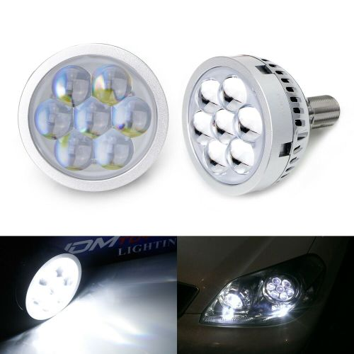 small resolution of details about mini 3 q45 style multi lens 25w led projector kit for headlight custom retrofit