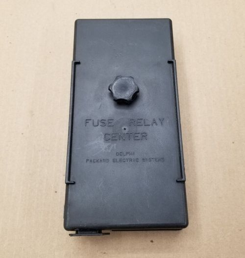 small resolution of details about under hood fuse box cover buick park avenue 1998