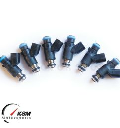 details about 6 x 650cc short genuine delphi fuel injectors bmw e36 e46 m50 s50 s54 m3 turbo [ 1000 x 1000 Pixel ]