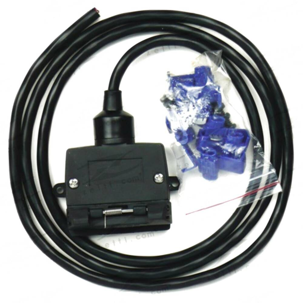 hight resolution of details about 7 pin towbar trailer wiring harness kit ford falcon wagon au ba bf universal