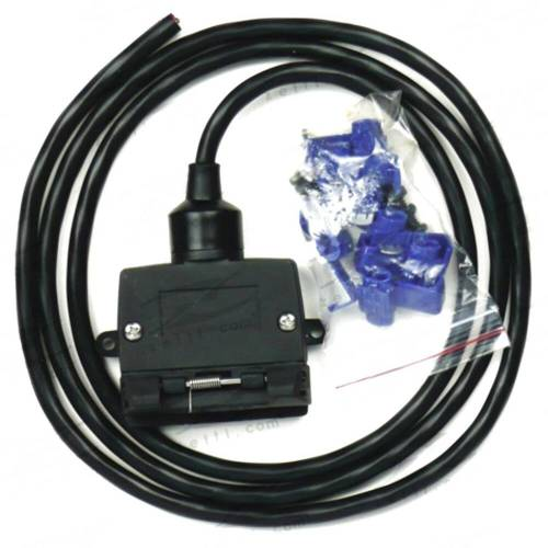 small resolution of details about 7 pin towbar trailer wiring harness kit ford falcon wagon au ba bf universal