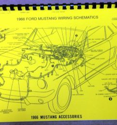 details about 1966 ford mustang wiring diagram manual measures 8 5 x 11 [ 1000 x 797 Pixel ]