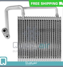 details about new ac evaporator for ford fusion lincoln mkz mercury milan 2006 09 cm675115 [ 1000 x 1000 Pixel ]