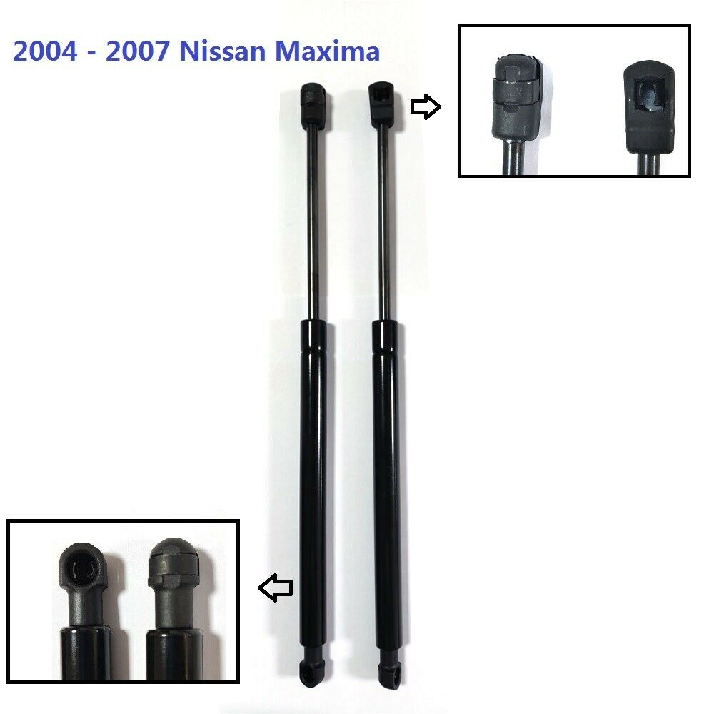 1Pair Front Hood Supports Bonnet Gas Shock Struts for 2004