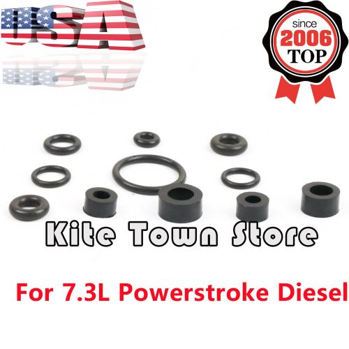 small resolution of details about fuel filter housing o ring seal kit for ford 7 3 7 3l powerstroke diesel 99 03