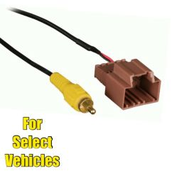 details about retention wire rca plug harness for select gm factory oem reverse backup camera [ 1000 x 873 Pixel ]