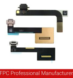 details about for ipad usb charging port dock connector flex cable replacement pro air mini fj [ 1000 x 1000 Pixel ]