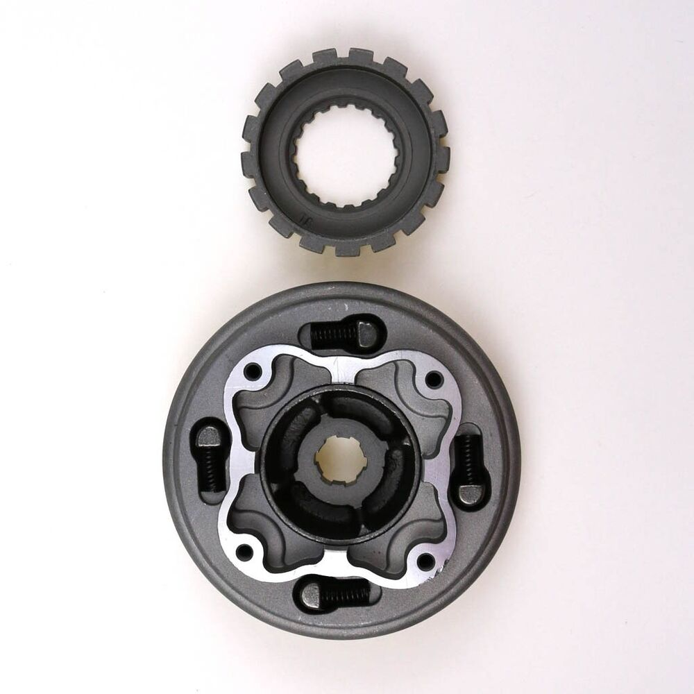 hight resolution of details about 110cc 125cc manual motor engine clutch assembly dirt bike atv pit bike quad new