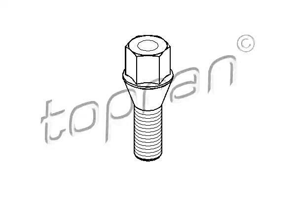 Wheel Bolt For RENAULT DACIA MERCEDES Captur Clio