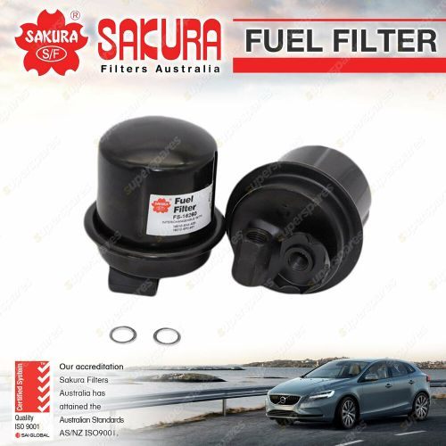 small resolution of details about sakura fuel filter for honda accord civic eg eh crx prelude petrol 1 6 2 2 2 3l