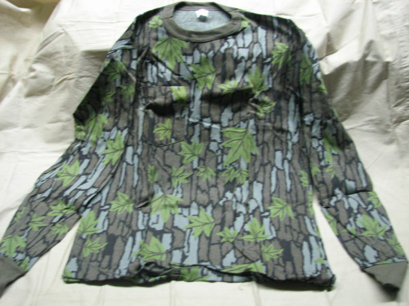 pella long sleeve trebark shirt lightweight NEW camo  eBay