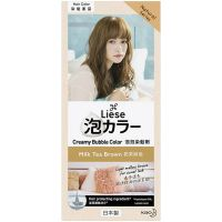 Kao Japan liese Prettia Bubble Foaming Hair Color Dying ...