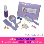personalized hair care set fits