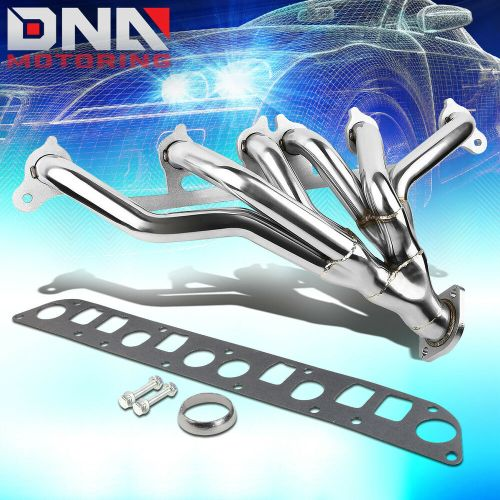 small resolution of  stainless steel header for 91 99 jeep wrangler cherokee 4 0 l6