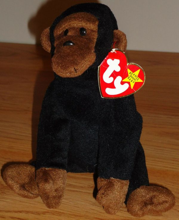 e1c92c63b5d 20+ Gorilla Ty Beanie Babies Pictures and Ideas on Meta Networks